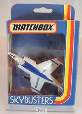 Matchbox Sky-Busters Skybusters SB-27 Harrier Jump Jet OVP #348
