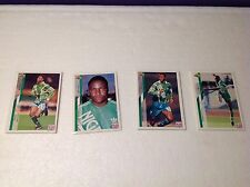 (26) Team Nigeria Soccer Cards UPPER DECK USA WORLD CUP Contenders 1994