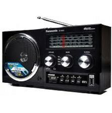 Panasonic Rf-800U New Retro Vintage Radio Transistor Portable Batteries Mp3 Usb