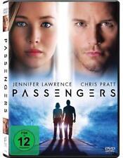 Passengers (2017) DVD