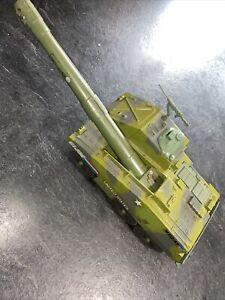 1984 Hasbro GI Joe SLUGGER tank-100% complete but no figure ARAH