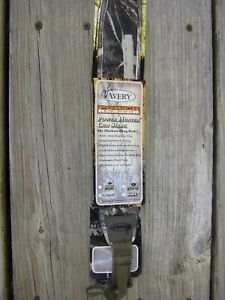 Avery Power Hunter Shot Gun Sling Realtree MAX 5 w/ Swivels Thick Neoprene Pad