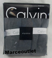 Calvin Klein Home Modern Cotton Body Jersey QUEEN Fitted Sheet Charcoal Gray