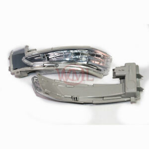 CITROEN C4 GRAND PICASSO 2013->2019 RIGHT SIDE DOOR MIRROR INDICATOR CLEAR LENS