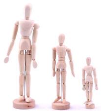 Artists Wooden Manikin Movable Limbs Human Joints Manikins Manakin Mannequin New