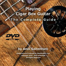 Learn to Play Old Time Delta Blues for those using a DIY Cigar Box Guitar Kit