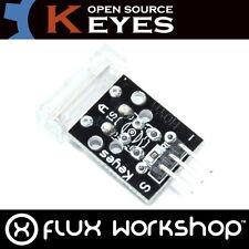 5pcs Keyes Vibration Capteur KY-031 J34 Arduino Framboise Knock Flux Workshop