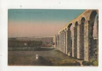 Tunis Aqueduc Du Bardo Tunisia Vintage Postcard 313b