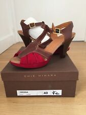 Chie Mihara T-bar heel. Size 40.  BN in box