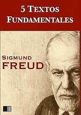 5 Textos Fundamentales by Sigmund Freud (2016, Paperback)