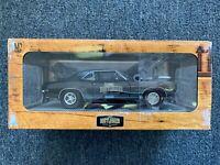 1:24 Scale M2 1969 Chevrolet Camaro Z28 S14 16-05 Lunati Bootlegger Die-Cast