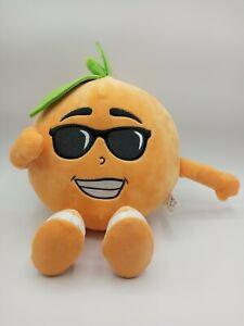 "Whiffer Sniffers-Sonny Shine-11"" Huggable Plush Orange Scented NWOT"