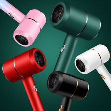 Negative Ion High Speed Blow Dryer Alloy Powerful Hair Dryer Household Travel