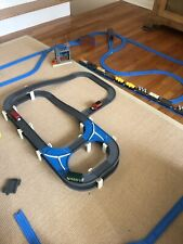 THOMAS & FRIENDS TOMY Trackmaster HUGE BLUE LOT - Train Track And Bridges