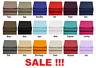 Premium™  Collection Single Fitted and Flat Sheets 2800 Count Series 18 Colors