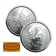 2020 Canada Maple Leaf1 oz Silver  $5, BU Brilliant Uncirculated - #B11020/7
