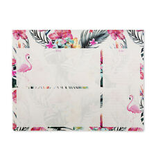 Palm Springs Large Desk Pad Flamingo 80 Leaves High Quality 80gsm Paper