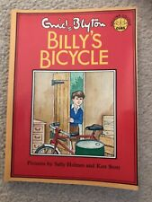 Vintage Enid Blyton Childrens Book Billy's Bicycle **Great Condition**