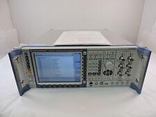 Rohde & Schwarz Cmw500 Wideband Radio Communication Tester - 90 Day Warranty