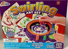 Grafix Swirling Art Set [Toy] ~ NEW
