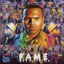Chris Brown - F.A.M.E [Explicit] CD Music, Brand New Album