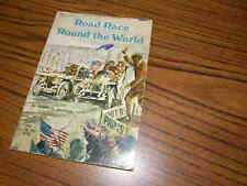 Road Race Round the World First Edition 1965 Jackson Paperback TX 832