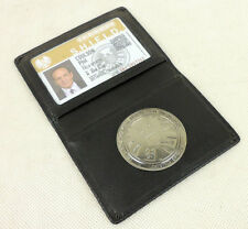 Men's ID & Document Holders With Metal Eagle Badge