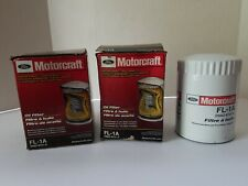 SET OF 2: New OEM Motorcraft Engine Oil Filters FL-1A D9AZ-6731- Ford Filter