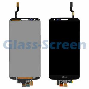 LG G2 D800 VS980 LCD Screen Digitizer Touch or Frame Black White Blue