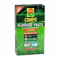 FLORANID Prato concime con diserbante Scatola 3 kg Compo -10904-