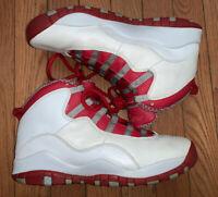 Nike Air Jordan Retro 10 Cherry Red GS Size 6Y  310806-161 2005