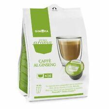 240 GIMOKA Caffè al GINSENG Compatibili DOLCE GUSTO