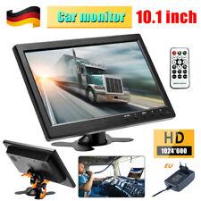 10.1 Zoll TV Computer Monitor HD LCD Display BNC/AVI/VGA/HDMI Speaker