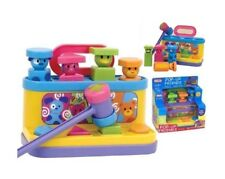 Funtime Pop up Friends Hammer Shape Sorter Toddler Toy (5009)
