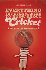 Everything You Ever Wanted to Know About Cricket But Were Too Afraid to Ask (Eve