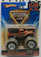 CAPTAINS CURSE FLAG SERIRS 29 41 WILLYS PICKUP JAM MONSTER 4X4 TRUCK HOT WHEELS