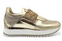 Alviero Martini 1a Classe Junior 0287 0030 Platino Sneakers Scarpe Donna Bambini