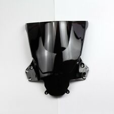 ABS Smoked Black Racing Windscreen Windshield for HONDA CBR250R 2011 2012 2013