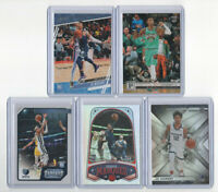 5 count lot mixed 2019/20 Panini Chronicles Ja Morant Rookie Cards! ROY! 5 diff.