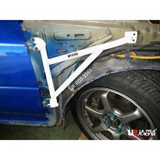 92-00 Subaru Impreza Wrx STi GC8 Ej20 UTRA RACING 3 Point Fender Bars / Brace