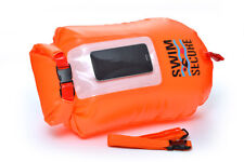 Swim Secure Chillswim Dry Bag with Window Pocket  - Safer Open Water Swimming