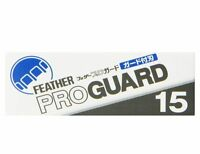 Feather Artist Club  15 pieces of Super Feather Pro Guard PG-15 Japan