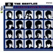 "THE BEATLES ""A HARD DAYS NIGHT (REMASTER)"" CD NEU"