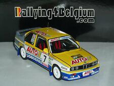 1/43 IXO BMW M3 E30 #7 Auto 5 Rally Haspnegouw 1989 Vandermaesen RR003