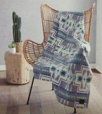 "PENDLETON soft multi color design Throw / Blanket - 50"" x 70"" - New"