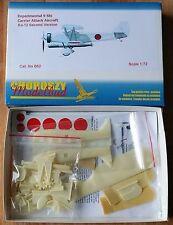 B52-Avión de ataque experimental 9 Shi Portador-Choroszy modelbud - 1/72