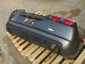 2011-2013 Chevy Camaro Rear Bumper Cover Fascia Ashen Gray w/o Rear Sensors