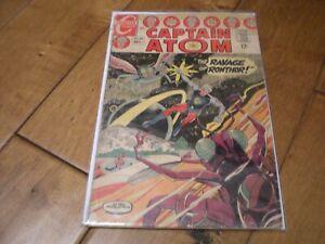 CAPTAIN ATOM #88 (1967 Series) CHARLTON COMICS