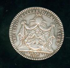 jeton argent Louis XV états de Saint Brieux 1730