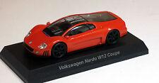 SOLIDO 1/64 Volkswagen VW Nardo W12 Coupe Concept Orange DIECAST 6400400